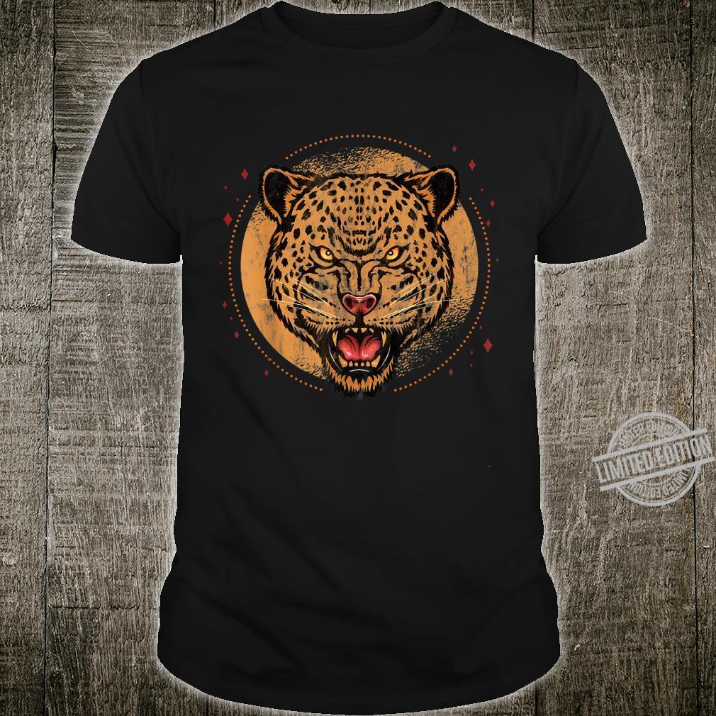 Jaguar Großkatze Shirt