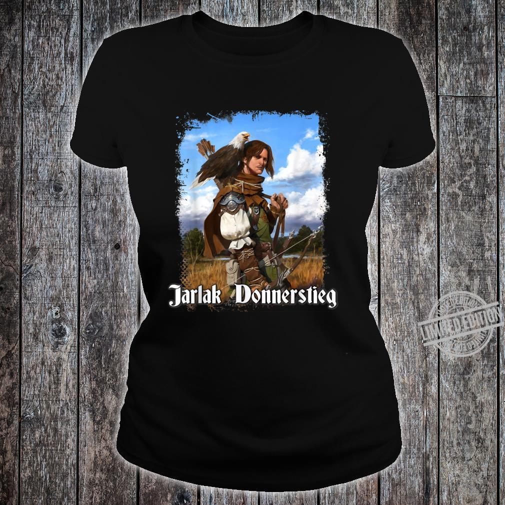 Jarlak Donnerstieg Shirt ladies tee
